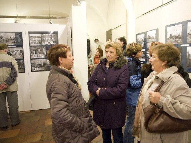 Vernisáž výstavy Brandýs a Boleslav v proměnách času 4