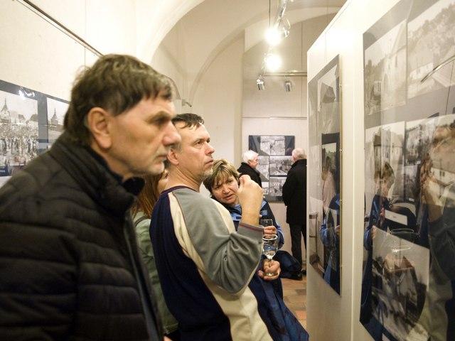 Vernisáž výstavy Brandýs a Boleslav v proměnách času 5
