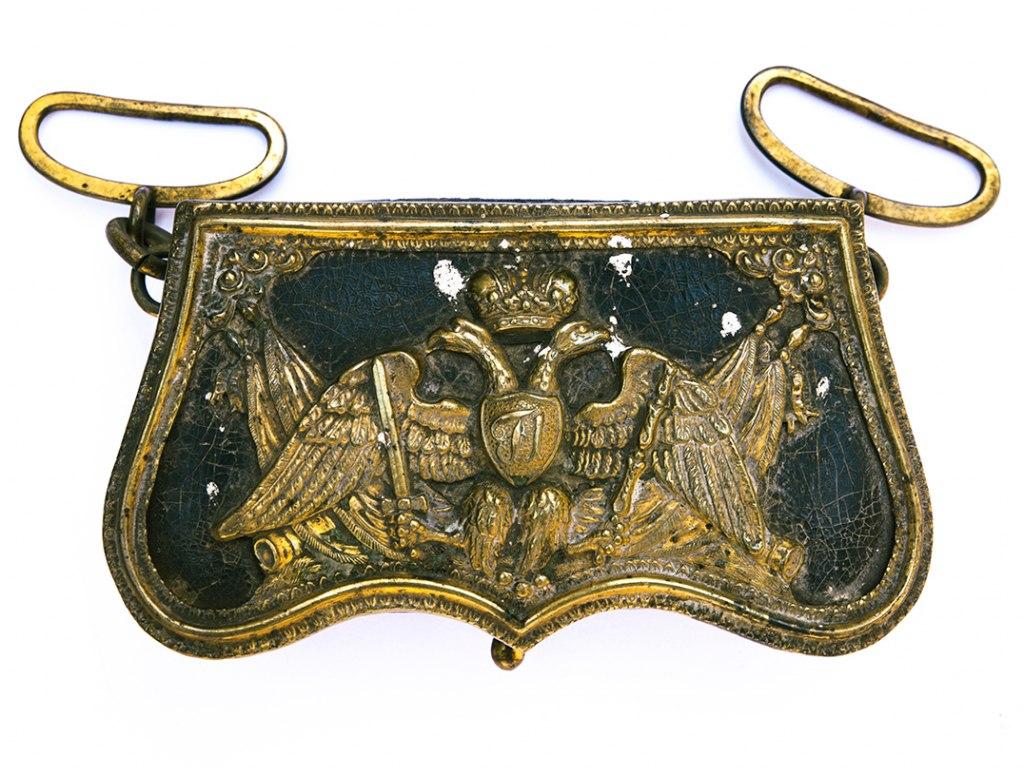 <p>Rakousko-uherská patrontaška, cca 1806 – 1835</p>