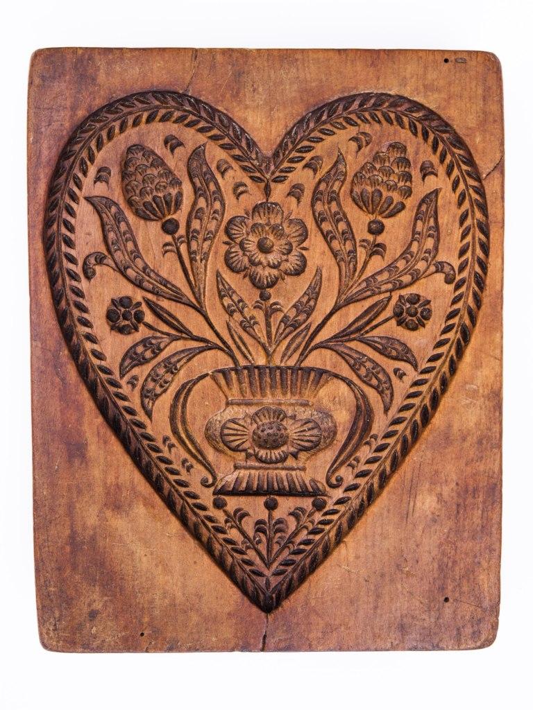 <p>Forma na perník, 19. století.</p>